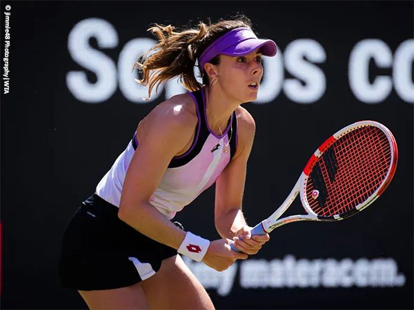 Alize Cornet lolos ke semifinal German Open 2021