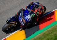 Hasil Warm-Up MotoGP Jerman: Fabio Quartararo Tunjukkan Kecepatan Apiknya