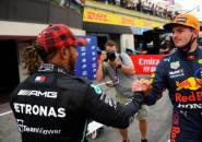 Lewis Hamilton Kaget Selisih Waktunya Tertinggal Jauh dari Verstappen