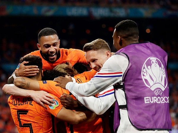 Belanda berupaya jaga repor sempurna di babak grup Piala Eropa 2020.