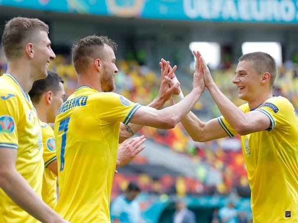 Piala Eropa 2020: Prediksi Line-up Ukraina vs Austria