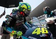 Start Ke-16 di MotoGP Jerman, Valentino Rossi Pasrah Jika Melempem Lagi
