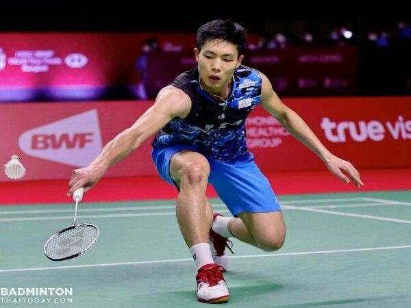 Chou Tien Chen Pastikan Akan Pergi Tanpa Pelatih di Olimpiade Tokyo