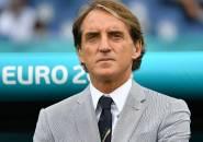 Italia Tetap Dominan dengan Tim Pelapis, Roberto Mancini Girang