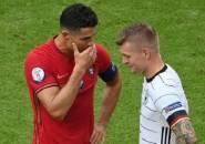 Kroos Ungkap Pembicaraan yang Dilakukan dengan Ronaldo
