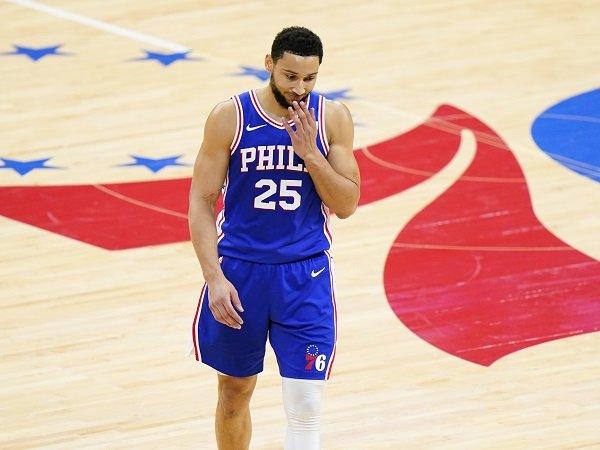 Philadelphia 76ers buka peluang untuk lepas Ben Simmons.