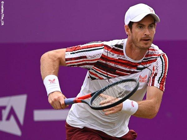 Andy Murray bersemangat untuk kembali beraksi di Wimbledon musim 2021
