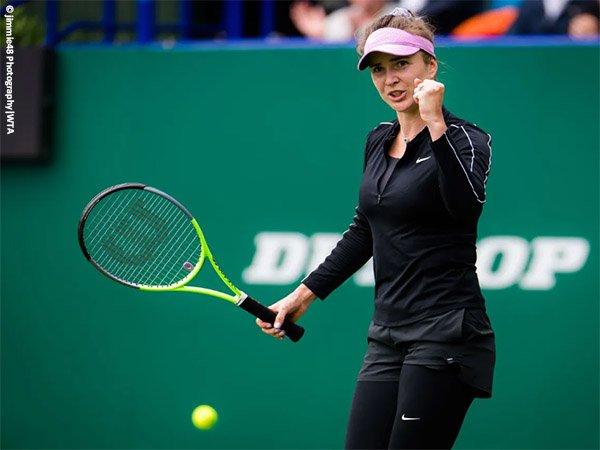 Elina Svitolina hadang Elena Rybakina di babak kedua Eastbourne International 2021