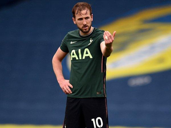 Striker Tottenham Hotspur, Harry Kane.