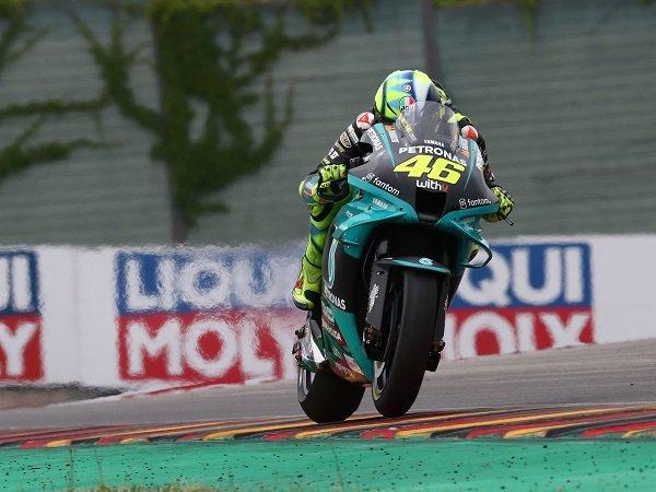Valentino Rossi langsung alihkan fokus menuju GP Belanda.