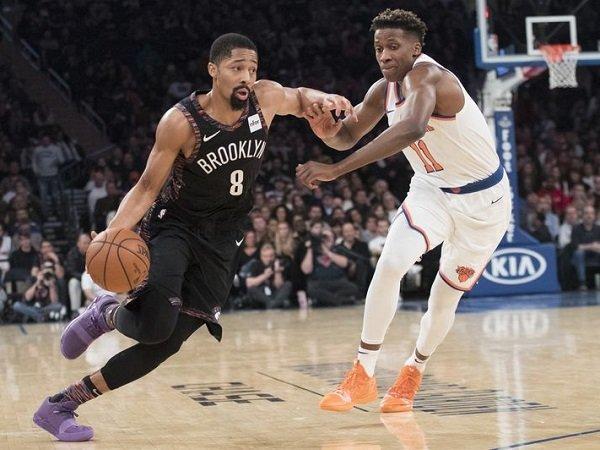 Spencer Dinwiddie dapat ketertarikan dari New York Knicks.