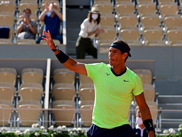 Rafael Nadal putuskan mundur dari Wimbledon dan Olimpiade musim 2021