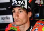 Tetap Melaju Cepat Saat Hujan di Sachsenring, Aleix Espargaro Puji Marquez