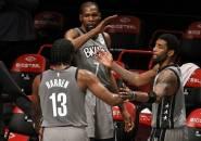 Brooklyn Nets Berniat Pertahankan Trio Durant, Irving, dan Harden