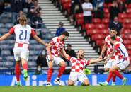 Hasil Piala Eropa 2020: Inggris Juara Grup, Kroasia Raih Runner-up