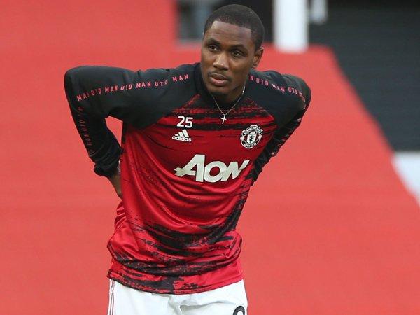Eks striker Manchester United, Odion Ighalo.