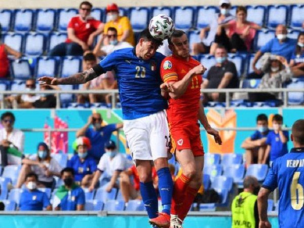 Alessandro Bastoni bisa menjadi andalan Italia jika Giorgio Chiellini absen.