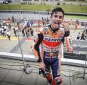 Marc Marquez Enggan Terlena Dengan Kemenangan di Sachsenring