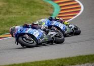 Mir dan Rins Terpuruk di MotoGP Jerman, Bos Suzuki Beri Komentar