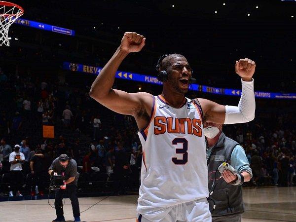 Phoenix Suns berharap Chris Paul diizinkan bermain pada game ketiga.