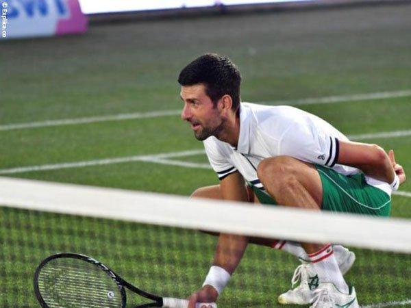 Novak Djokovic siap ramaikan Olimpiade 2021 di Tokyo