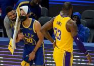 Golden State Warriors Tak Panik Stephen Curry Dirayu LeBron James