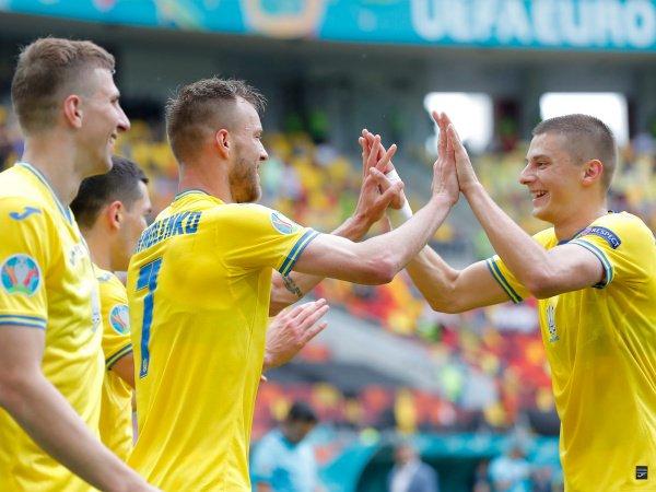 Ukraina pastikan diri sebagai tim peringkat ketiga terbaik.