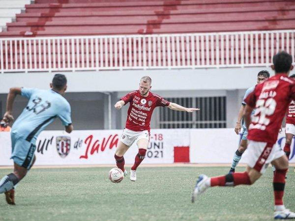Melvin Platje puji kualitas rekrutan anyar PSM Makassar