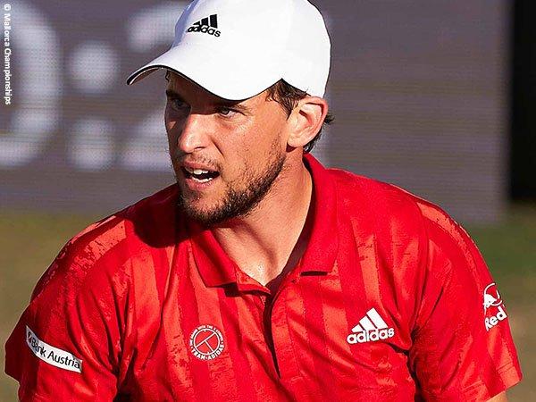 Cedera Paksa Dominic Thiem Mundur Dari Wimbledon
