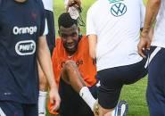 Kabar Buruk! Thomas Lemar Cedera Di Sesi Latihan Perancis Jelang vs Swiss