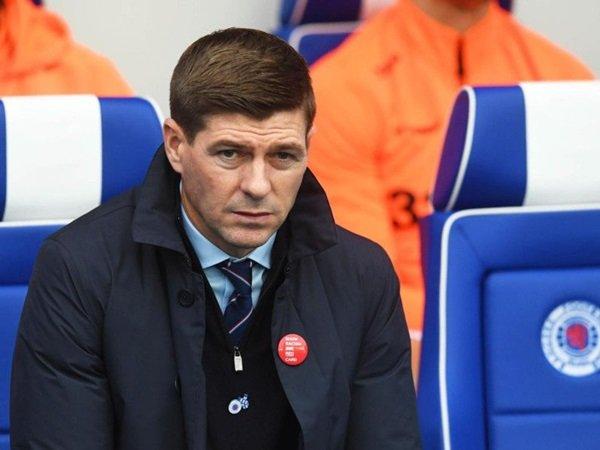 Tottenham memantau Steven Gerrard