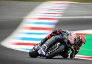 Hasil FP4 MotoGP Belanda: Quartararo Hentikan Dominasi Vinales
