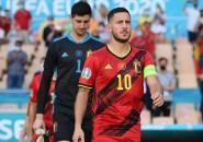 Alami Cedera Hamstring, Eden Hazard Ingin Tetap Bersama Timnas Belgia