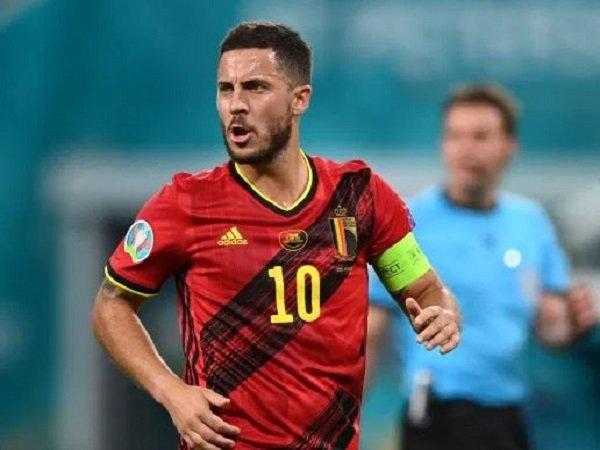 Kapten Timnas Belgia, Eden Hazard. (Images: Getty)