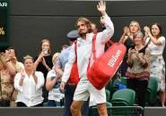 Langsung Tersingkir Dari Wimbledon, Ini Pembelaan Stefanos Tsitsipas