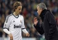 Mourinho Senang Bisa Rekrut Luka Modric Dari Tottenham