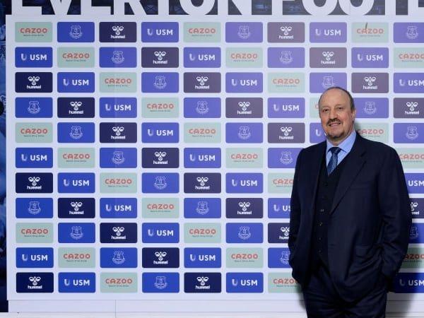 Benitez Dapat Dukungan Penuh untuk Sukses dari Pemilik Everton