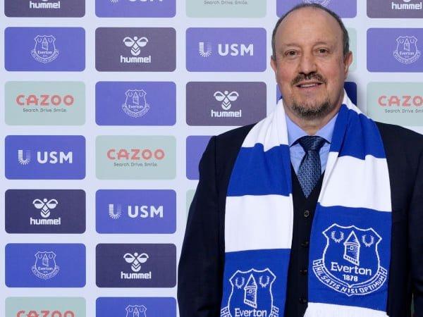 Benitez Janjikan 'Semangat' yang Sama Bagi Everton