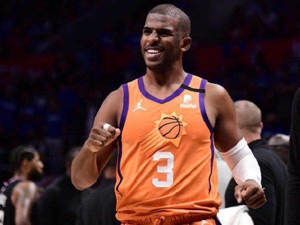 Point guard Phoenix Suns, Chris Paul. (Images: Getty)