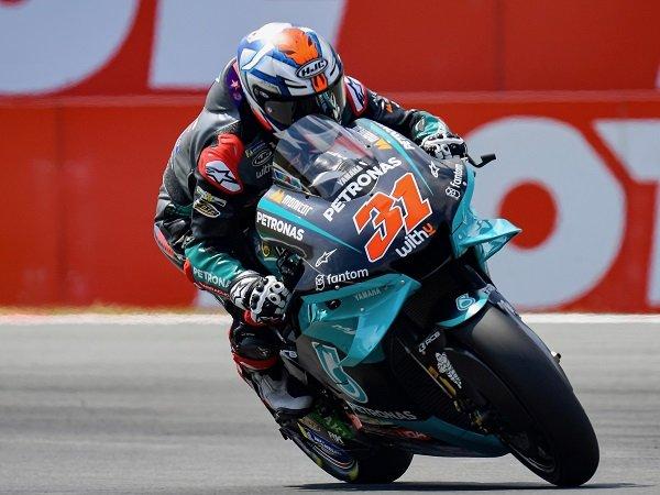 Harapan Garrett Gerloff untuk isi posisi Valentino Rossi di Petronas Yamaha.