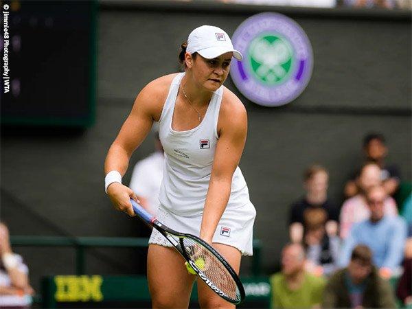 Ashleigh Barty tantang Katerina Siniakova di babak ketiga Wimbledon 2021