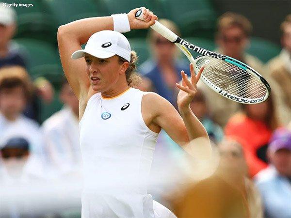 Iga Swiatek meluncur ke babak ketiga Wimbledon 2021