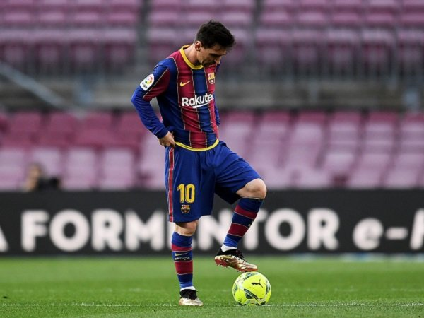 Pembaruan kontrak Lionel Messi dijamin berada dalam jalur yang tepat.