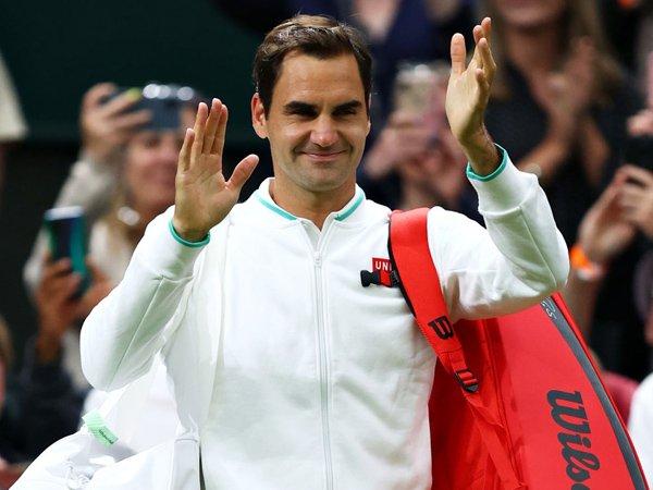 Petenis dunia, Roger Federer.