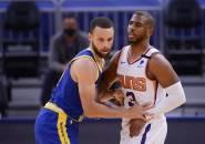 Stephen Curry Salut Dengan Kerja Keras Chris Paul Musim Ini