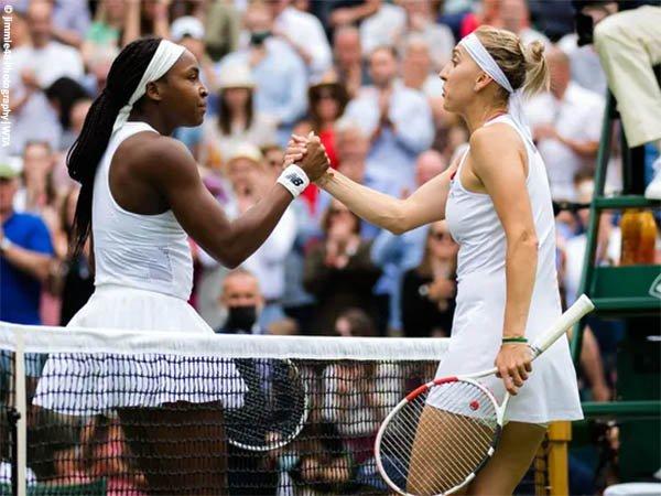 Cori Gauff amankan satu tiket babak ketiga Wimbledon 2021