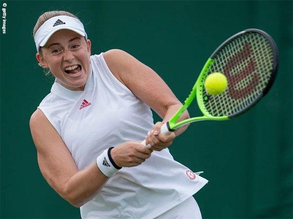 Jelena Ostapenko klaim satu tempat di babak ketiga Wimbledon 2021