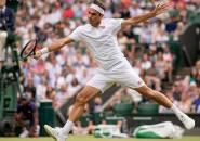 Hasil Wimbledon: Roger Federer Tak Biarkan Richard Gasquet Terus Melaju