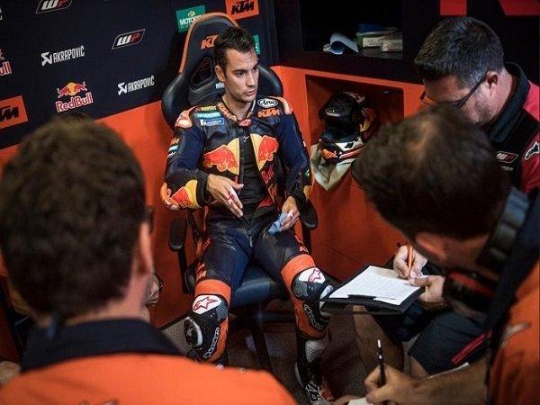 KTM tetap percayakan jasa pebalap penguji kepada Dani Pedrosa dan Mika Kallio.