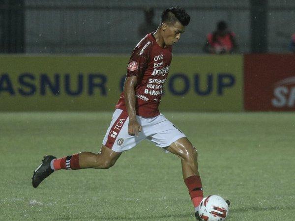 Penyerang Bali United, Lerby Eliandry